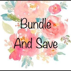 Bundle and save $$